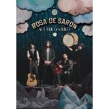 Dvd Rosa De Saron - Acustico E Ao Vivo 2/3 2015 (990080)