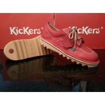 Zapatos Kickers Originales 100% Calidad En Piel