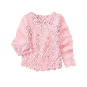 Sweater Crazy 8 Rosado