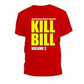 Remera Kill Bill Volumen 2