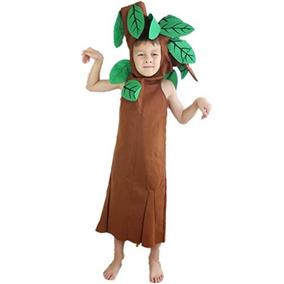 Disfraz De Arbol Para Niños