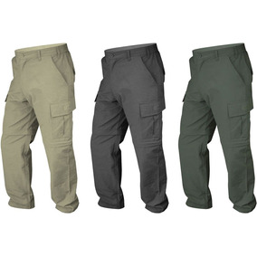 Pantalon Cargo Para Trabajo- Confeccion- Lea Calificaciones