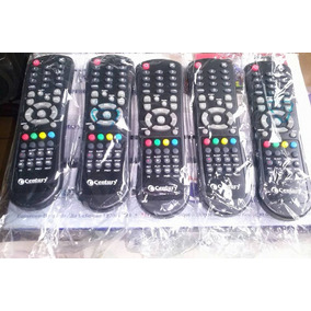 Controle Remoto Para Midia Box Shd7000 Century Promoção
