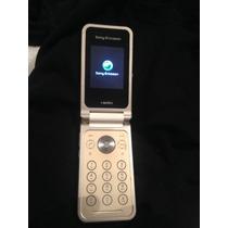 Sony Ericsson R306-a Blanco En Buen Estado Para Telcel