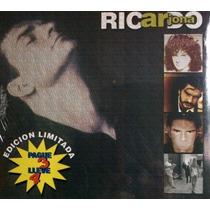Ricardo Arjona Box 4 Cds Edicion Limitada