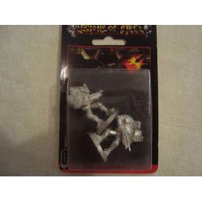Miniaturas Chumbo Rpg Legions Of Stell Commando Trooper