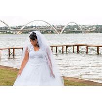 Vestido De Noiva Para Gordinha Priscila
