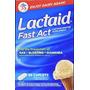Lactaid Fast Act - 96 Comprimidos - Intolerância A Lactose