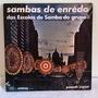 Vinil Lp - Sambas De Enredo - Escolas Do Rio Grupo 2 - 1973