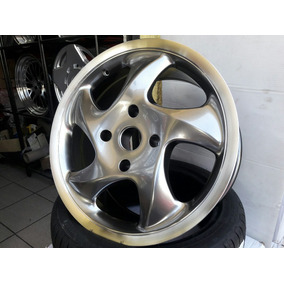 Rines 17 Porsche Barrenacion 4x130 Para Vw Sedan Vocho