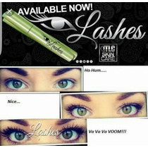 Rimel Gel 3d Fiber Lashes Natural!! Te Verde