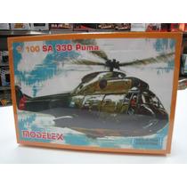Puma 300 Modelex Maqueta Plastica Para Armar Escala 1/100
