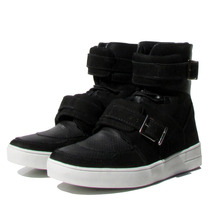 Tênis Sneaker Fashion Black - Hardcore Line Original