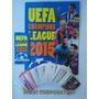 Album Uefa Champions League 2015 [interior] Completo A Pegar