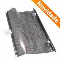 Protetor Parabrisa Cortina Solar Retrátil Para Carro 58x125
