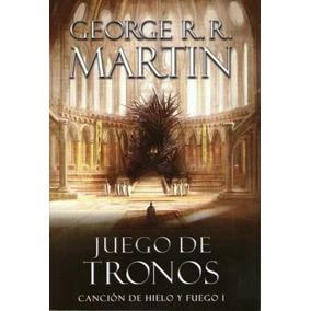 Juego De Tronos, Canción De Hielo Y Fuego 1( G. Martin)