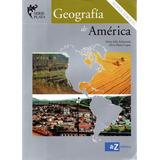 Geografía De América-az Serie Plata-nva Ed- Libros-textos