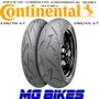 Cubiertas Continental Sport Attack 2 190/55-17 120/70-17 Mg