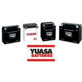 Bateria Yuasa Yb14l-a2 ¡distribuidor Oficial! + Liquido