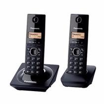 Telefono Inalambrico Duo Caller Id Panasonic Kx-tg1712 Dect