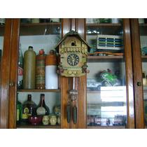 Antiguo Reloj Cucu Cu Cu