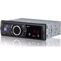 Som Mp3 Automotivo Leadership Black Bird 5980 Sd Aux Usb