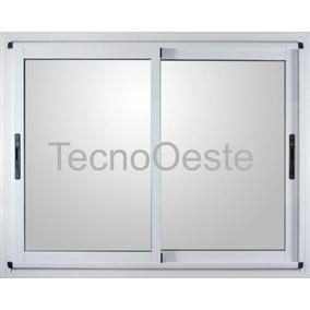 Ventana doble vidrio aberturas ventanas de aluminio en - Ventanas doble cristal ...