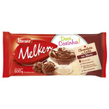 Barra De Chocolate Melken Ao Leite 500g - Harald