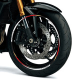 Friso Adesivo Refletivo Roda M7 Moto Suzuki Dl 650 V Strom