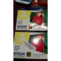 Cartuchos Epson Originales 73n