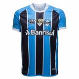 Camisa Umbro Grêmio Fan Of 1 2017 C/n Copa Do Brasil Oficial