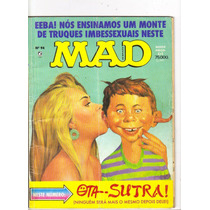Revista Mad Nº 94 - Ota - Supra, Editora Record Ano De 1993