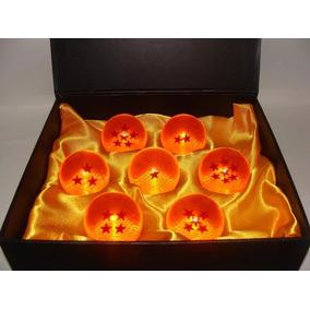 7 Esferas Do Dragão Dragon Ball Z Na Caixa, Pronta Entrega