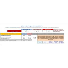 Planilha Excel Controle Consumo E Rendimento Combustível