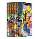 Naruto Classico - Serie + Filmes + Especiais - Dublado