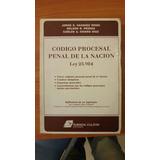 Derecho. Código Procesal Penal Comentado. Pessoa Chiara Diaz