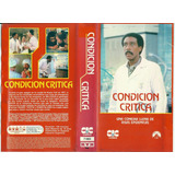 Condicion Critica Richard Pryor Vhs