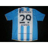 Camiseta De Racing Olympikus Titular N°29 Año 2010. Talle Xl