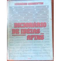 Dicionario De Ideias E Afins Herminio Sargentim Ibep