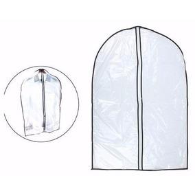 Capa Protetora De Plastico Para Roupas 60 X 90cm