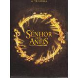 Dvd Trilogia O Senhor Dos Anéis - Novo Original Lacrado