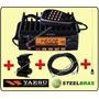 Radio Vhf Yaesu Ft-2900 + Kit Antena Steelbras 12x Sem Juros