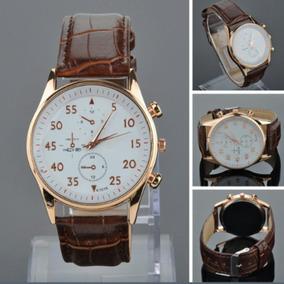 Relógio Clássico Quartz 02
