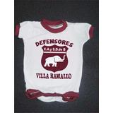 Body Bebe Defensores Villa Ramallo Varios Diseños Exclusivos