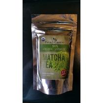 Matcha Te Verde Organico 100g Antioxidante Energia Saludable