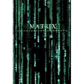 Matrix Pentalogia 5 Discos Peliculas Dvd