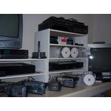 Pasa Tus Videos Vhs Betamax Hi8 8mm Super8 Minidv A Dvd