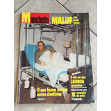 Revista Manchete Chacrinha Kátia D