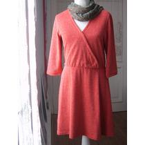 Vestidos Lanilla Mohair ,dos Variantes