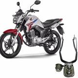 Engate Reboque Moto Honda Cg Titan 125 150 160 Cargo